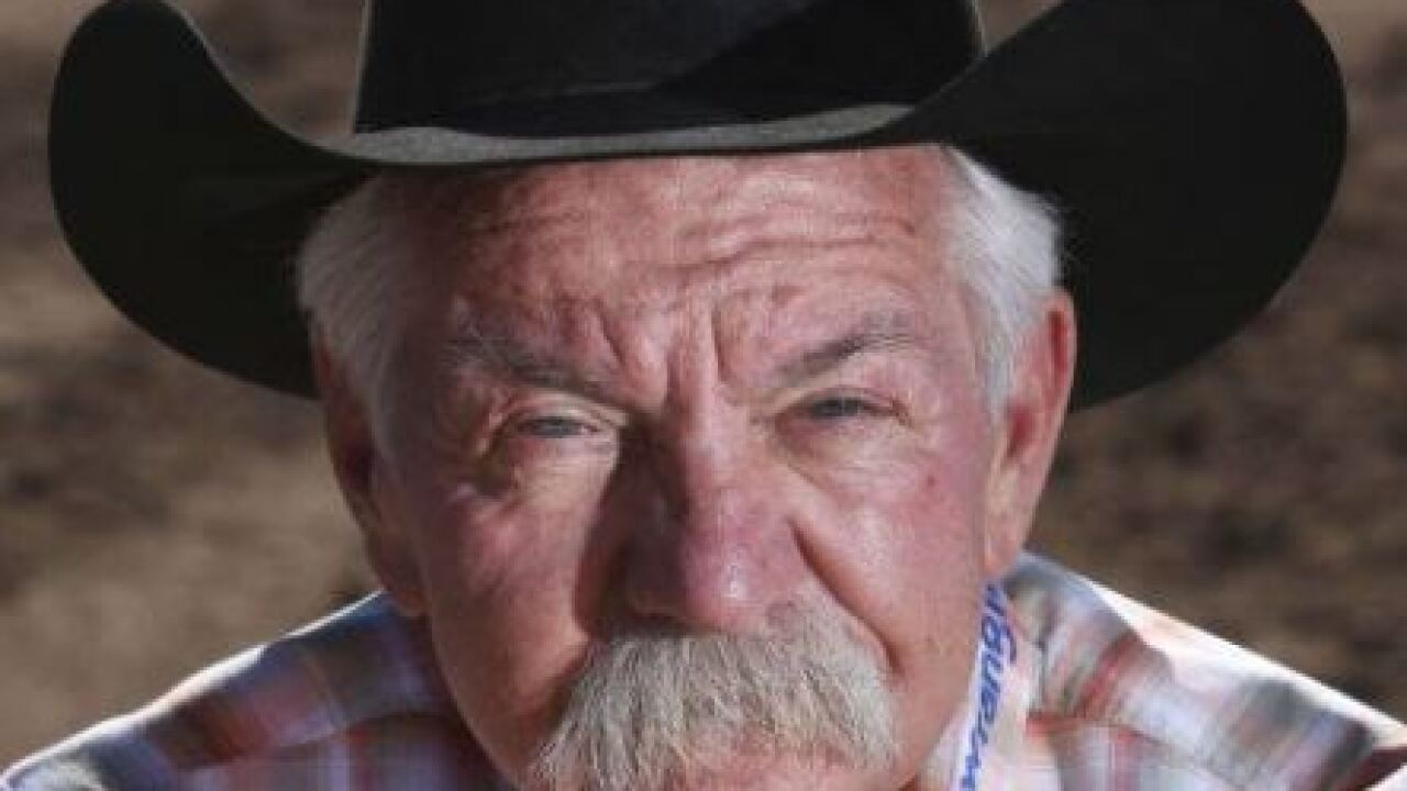 Tucson Rodeo Committee General Manager Gary Williams announced his retirement. Photo via Tucson Rodeo.