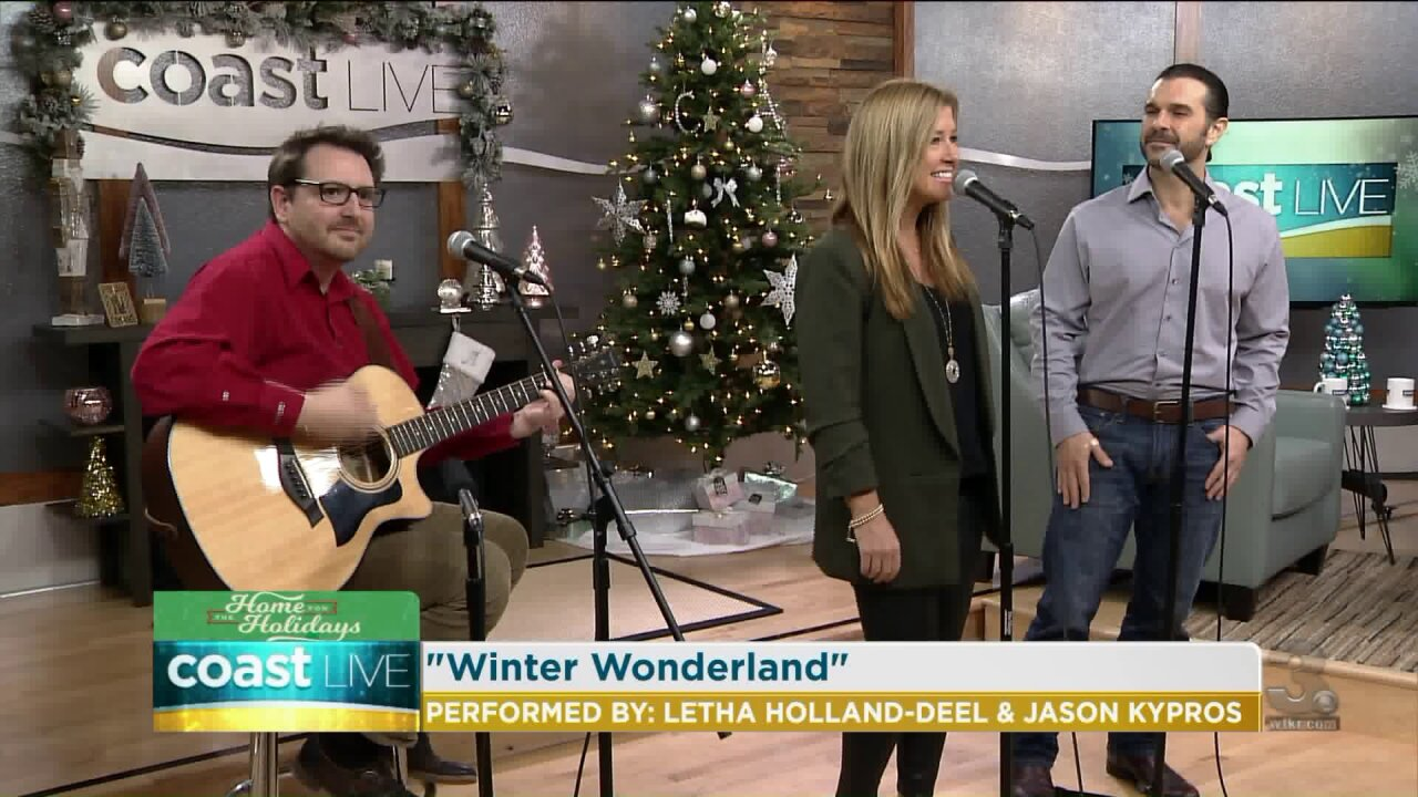 Home for the Holidays concert preview on Coast Live