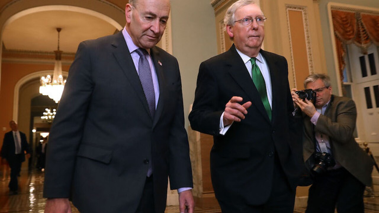 Senate passes $1.3 trillion spending bill