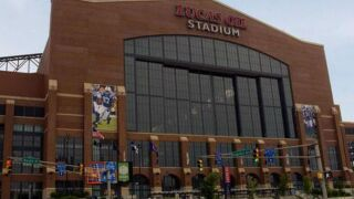 Security employee fired over fight outside Lucas Oil Stadium