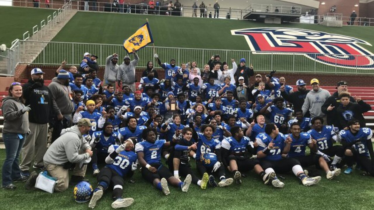 All Hail Hopewell: Blue Devils win another state title 35-7 over Lord Botetourt