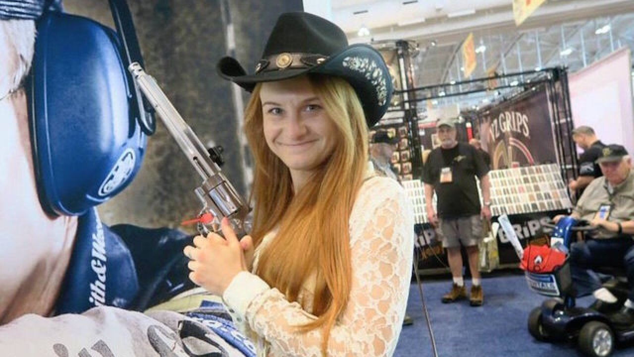Maria Butina: Accused Russian spy may be nearing plea deal