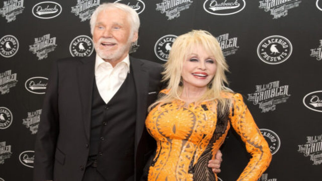 Dolly Parton Posted A Touching Video Tribute To Kenny Rogers