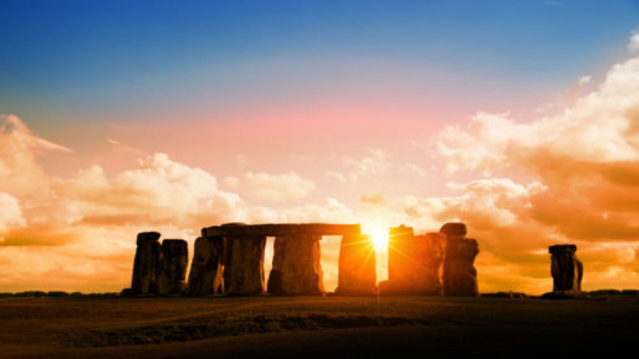 For The First Time Ever, You Can Livestream The Summer Solstice At Stonehenge