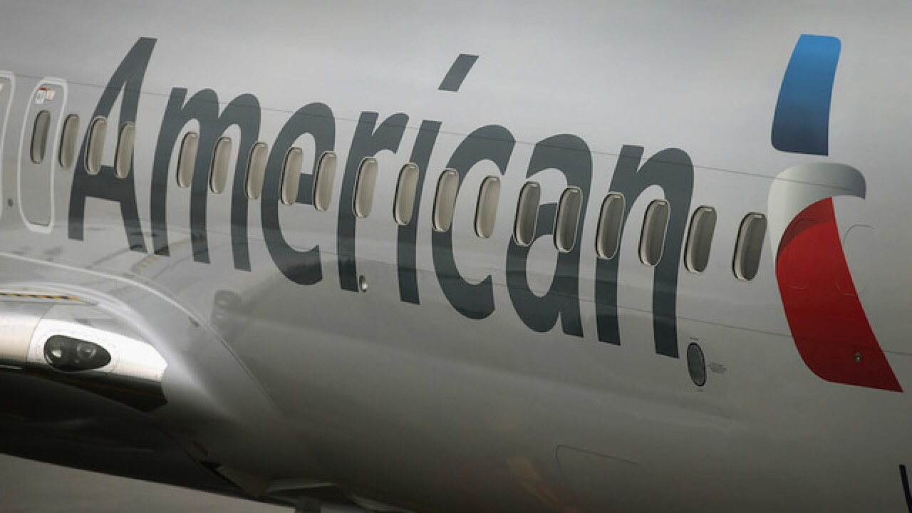 American Airlines moving into Concourse B at CVG during major ramp upgrades