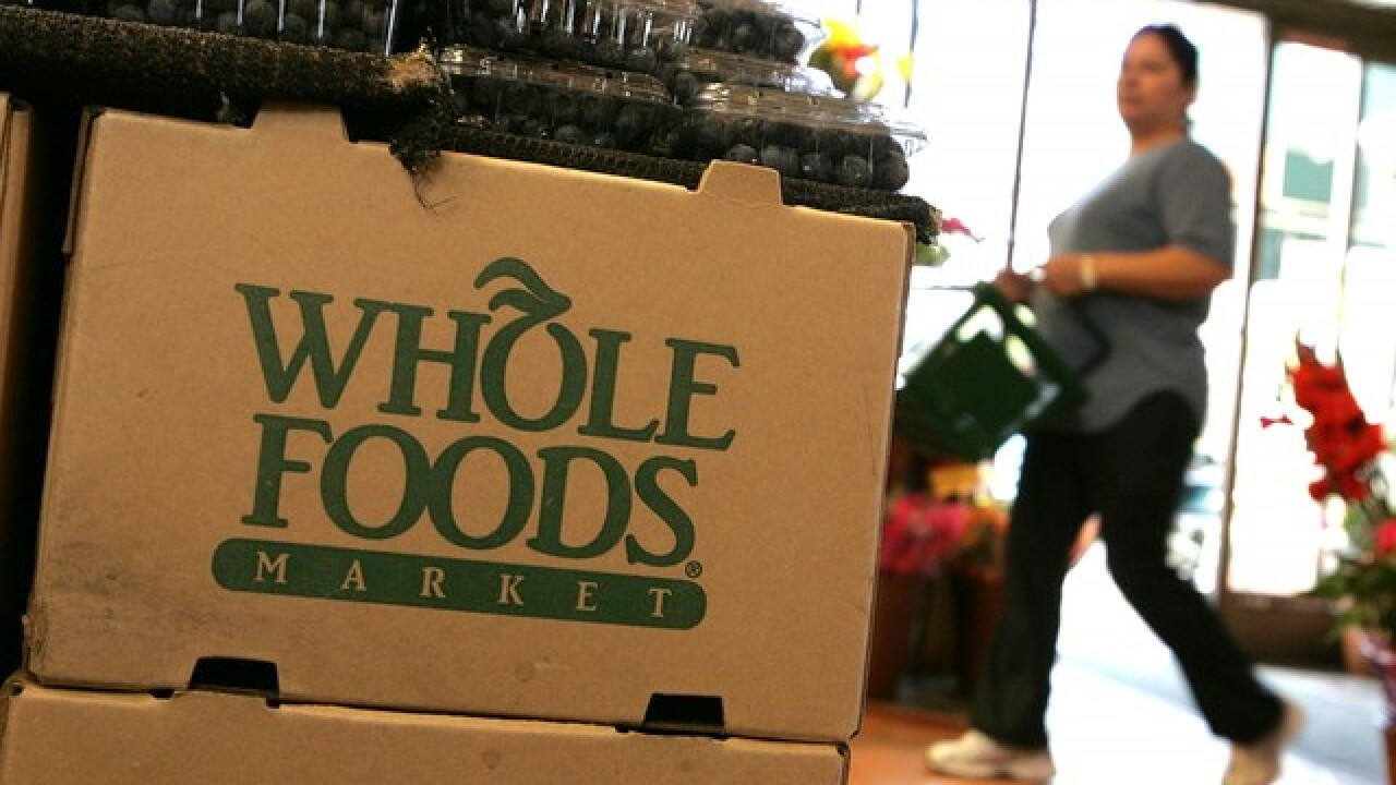 Amazon to lower Whole Foods' prices