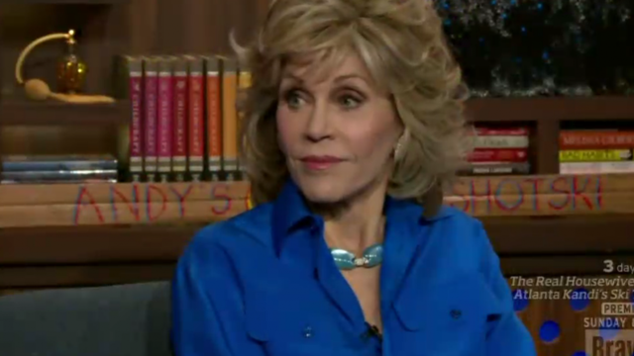 Jane Fonda to be honored in Bakersfield
