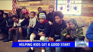 'Community Kids': Man's ministry impacting neighbors in SE Grand Rapids