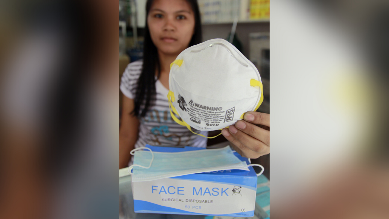 New Jersey hospital received shipment of 1,000 faulty N95 masks, spokesperson says
