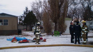 Miles City house fire kills pets, displaces family,