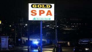 Atlanta spa shooting 2021