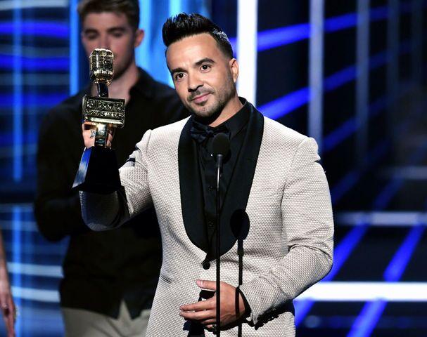 Billboard Music Awards 2018 at MGM Grand Garden Arena in Las Vegas