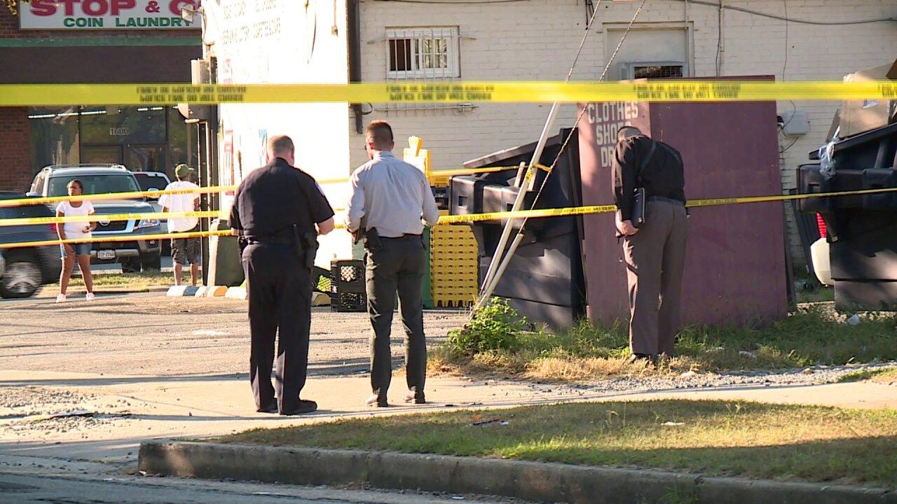 Community speaks out after man shot in arm in Richmond's Fairfieldcourt