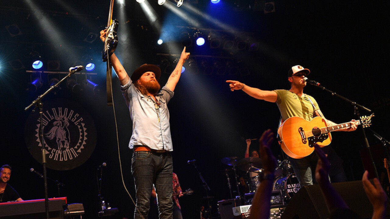 Brothers Osborne score early CMA Awards win for 'It Ain't My Fault'
