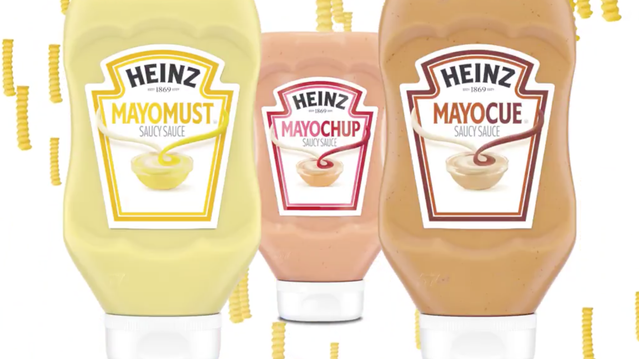 Want both mayo and mustard? There is now a sauce for that