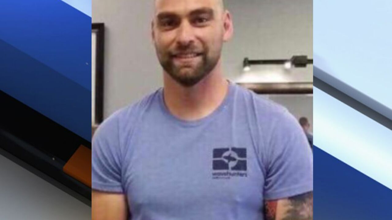 Crews search rugged terrain for missing Marine Jesse Conger