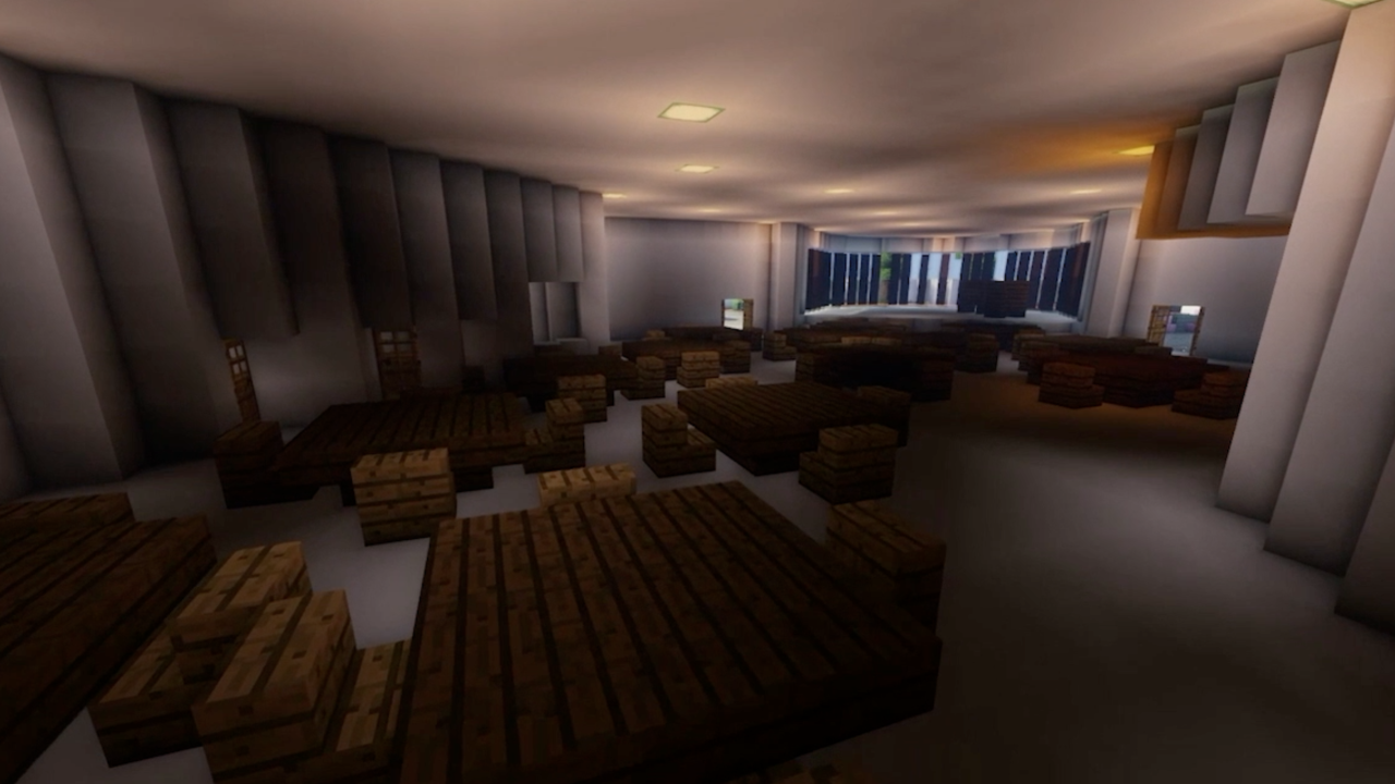 A-Tech hosts virtual homecoming on Minecraft campus