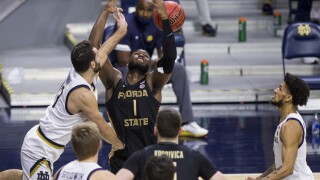 Florida State men's basketball drop regular season-finale to Notre Dame