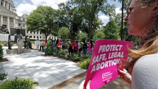 Protest Texas Abortion Law