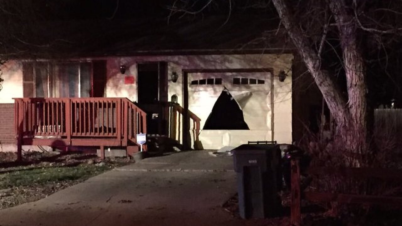 Fire investigated as hash oil explosion
