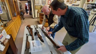 MT Military Museum Donated Firearms
