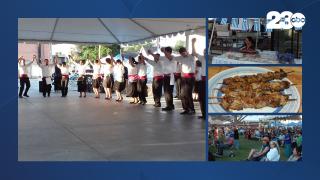 Greek Food Festival, Bakersfield, July 16, 2021
