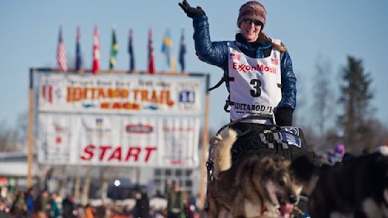 Iditarod race begins in Alaska