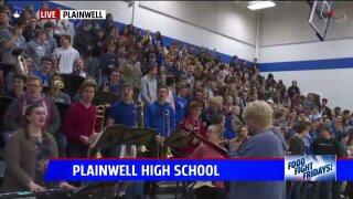 Food Fight Fridays: Plainwell HighSchool