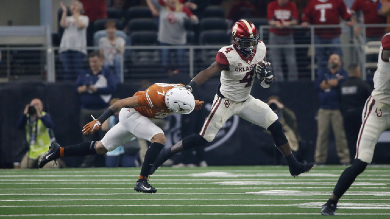 No. 4 Sooners selected to College Football Playoff