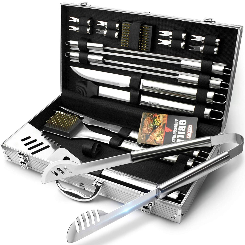 GRILLART BBQ Grill Utensil Tools Set.jpg