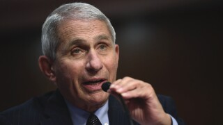 Dr. Fauci: 'Return to normality' expected late 2021