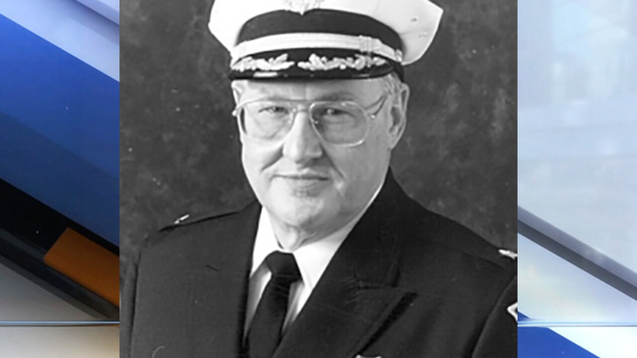 Former Cleveland Police Chief Edward Kovacic has died at 88
