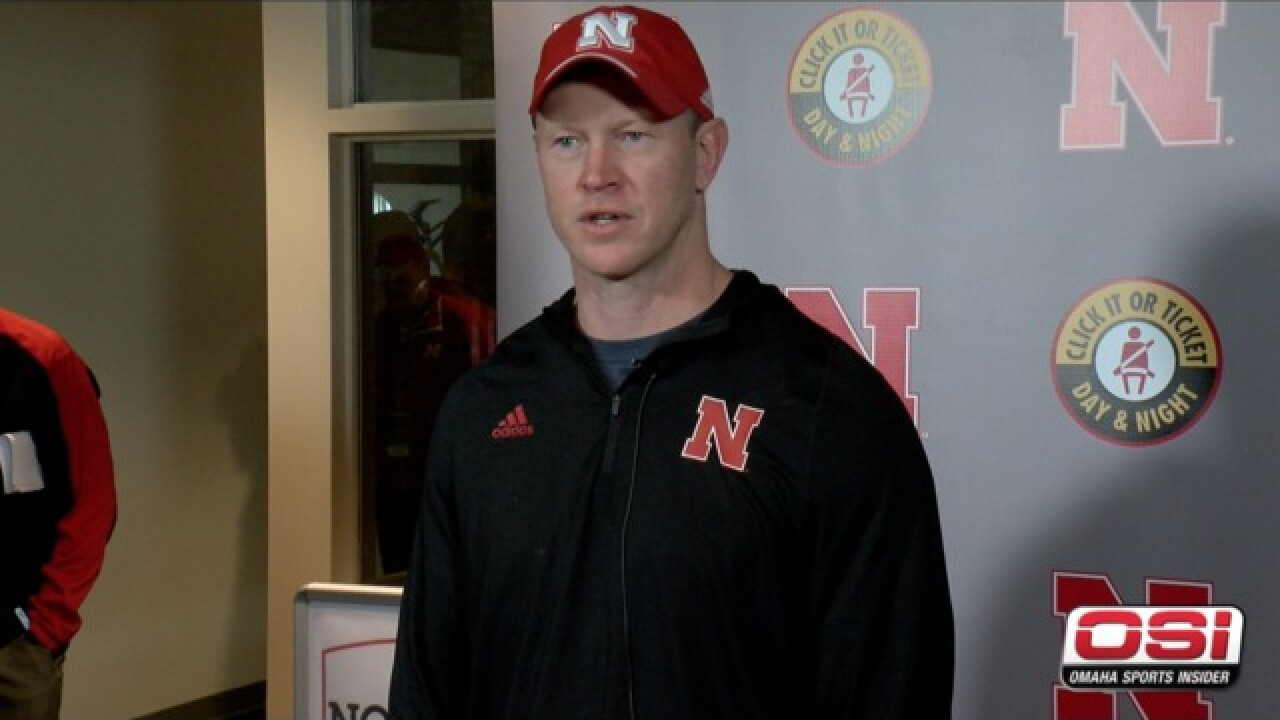 Nebraska football: Scott Frost speaks on QB development, team toughness and more