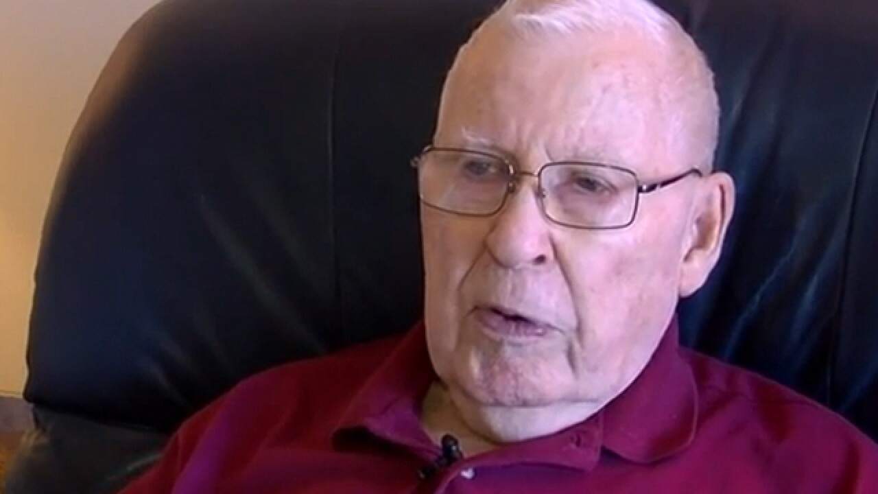 87-year-old man looks for work as truck driver