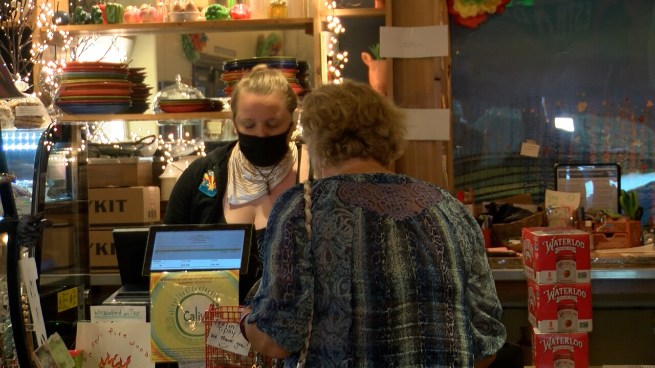 Business in Santa Margarita reacts to power outage