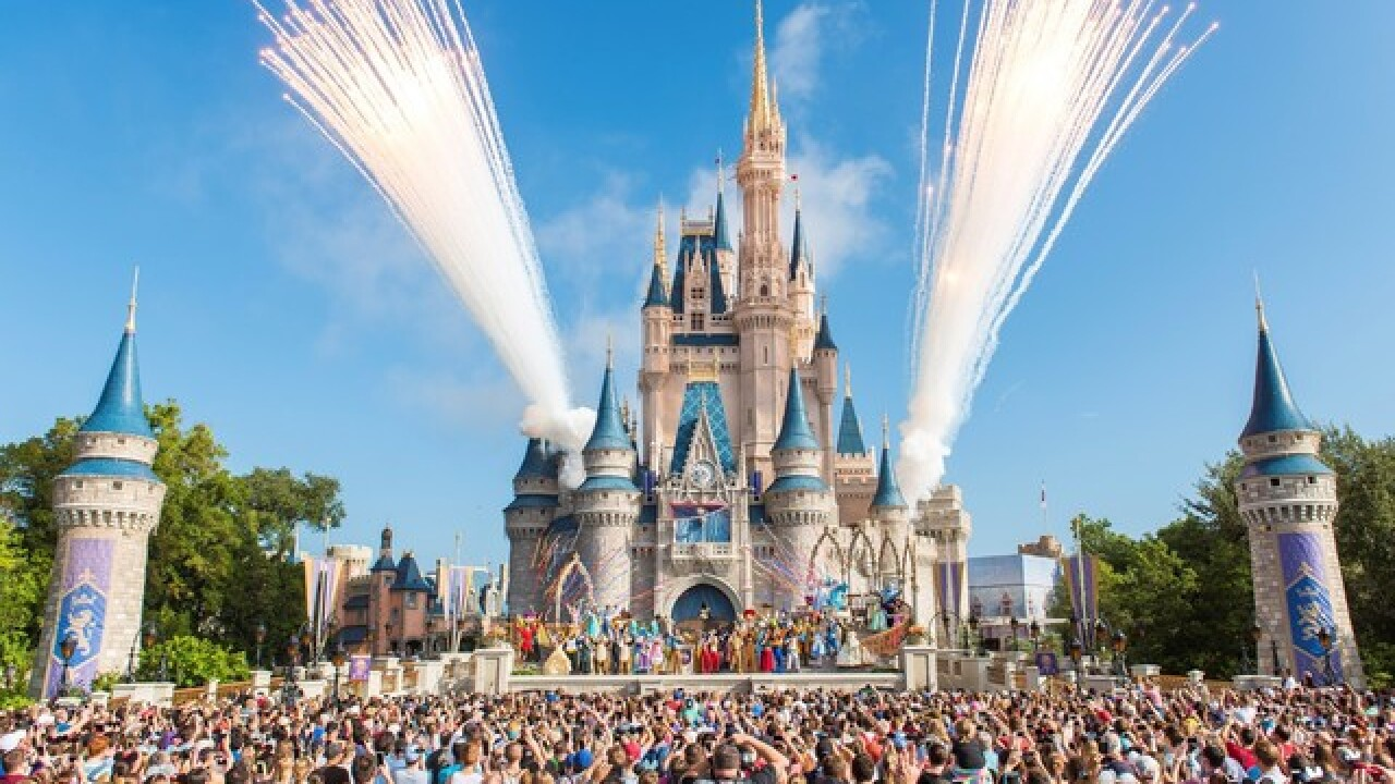Save up to $100 per ticket for a trip to Walt Disney World