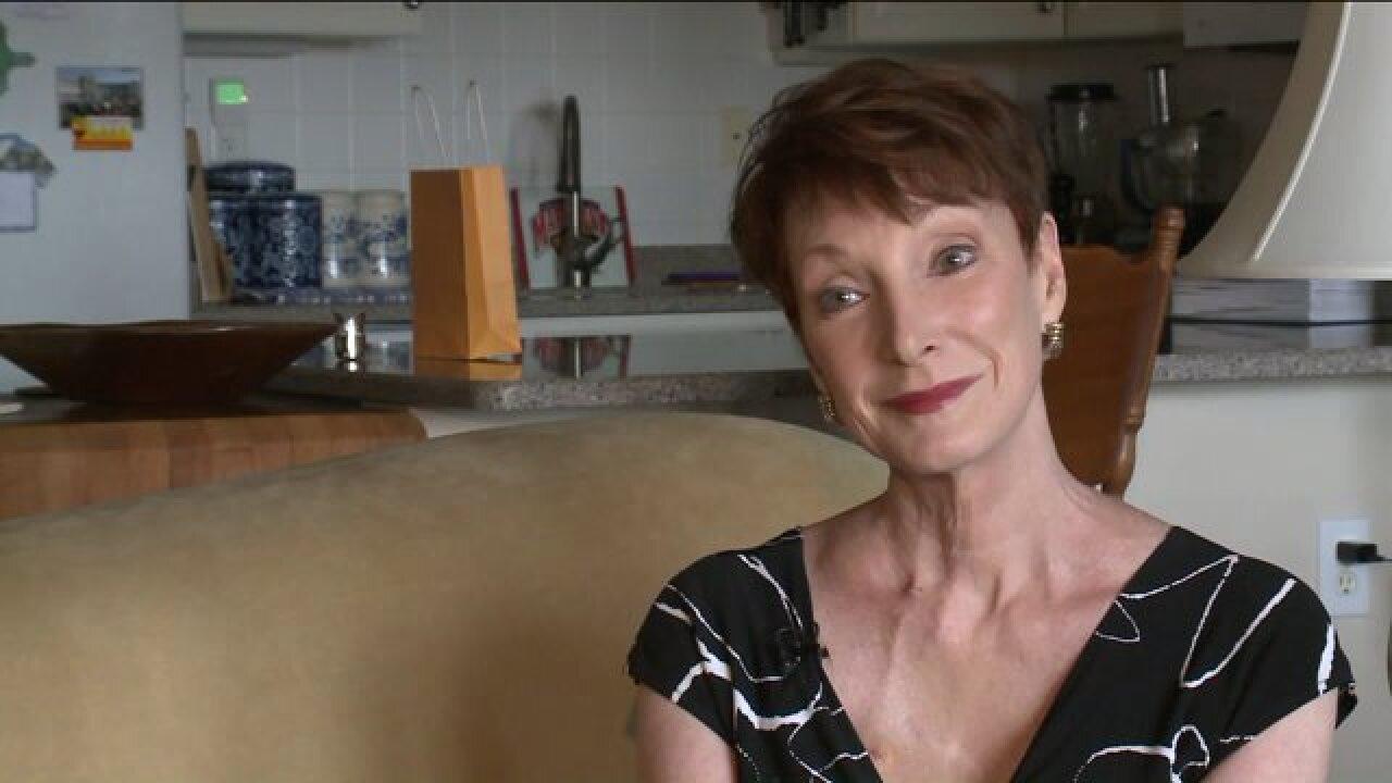 Former NewsChannel 3 anchor Jane Gardner fights the battle of alifetime