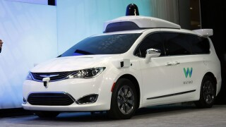 Google's self-driving car division valued higher than Ford, GM, Tesla