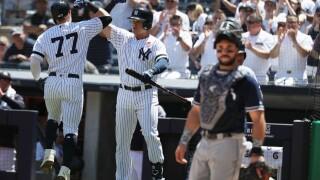 San Diego Padres v New York Yankees