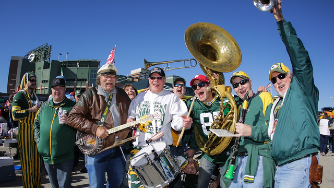 Packers announce dates for the 13th Annual Tailgate Tour