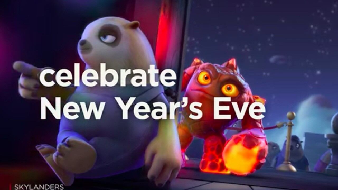 Netflix has made it easier to fool your child on New Year's Eve
