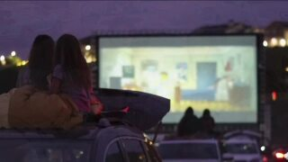 Park Meadows mall pop-up cinema
