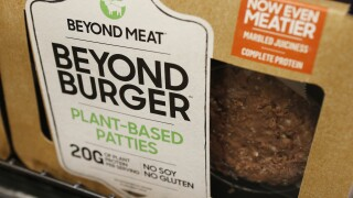 Beyond Meat-Fast Food