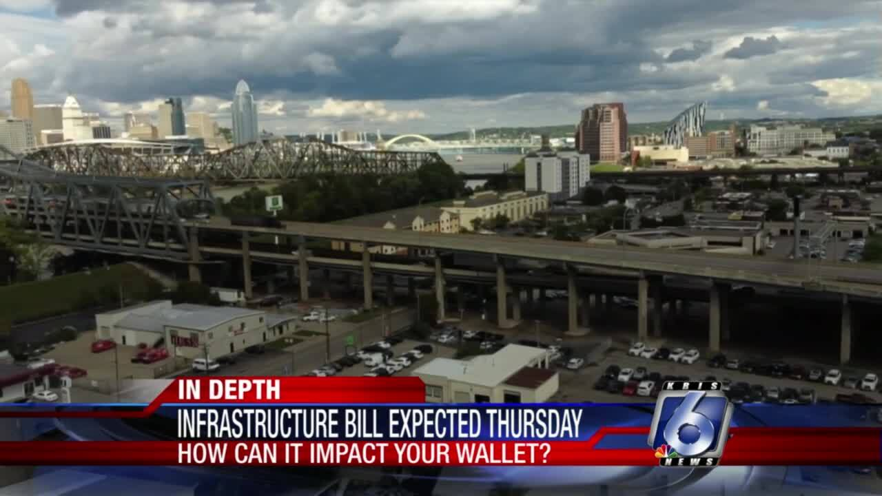 Infrastructure bill could provide massive national upgrades
