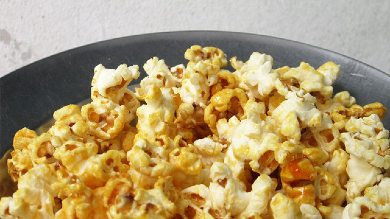 SURVEY: 92 percent of Americans like popcorn