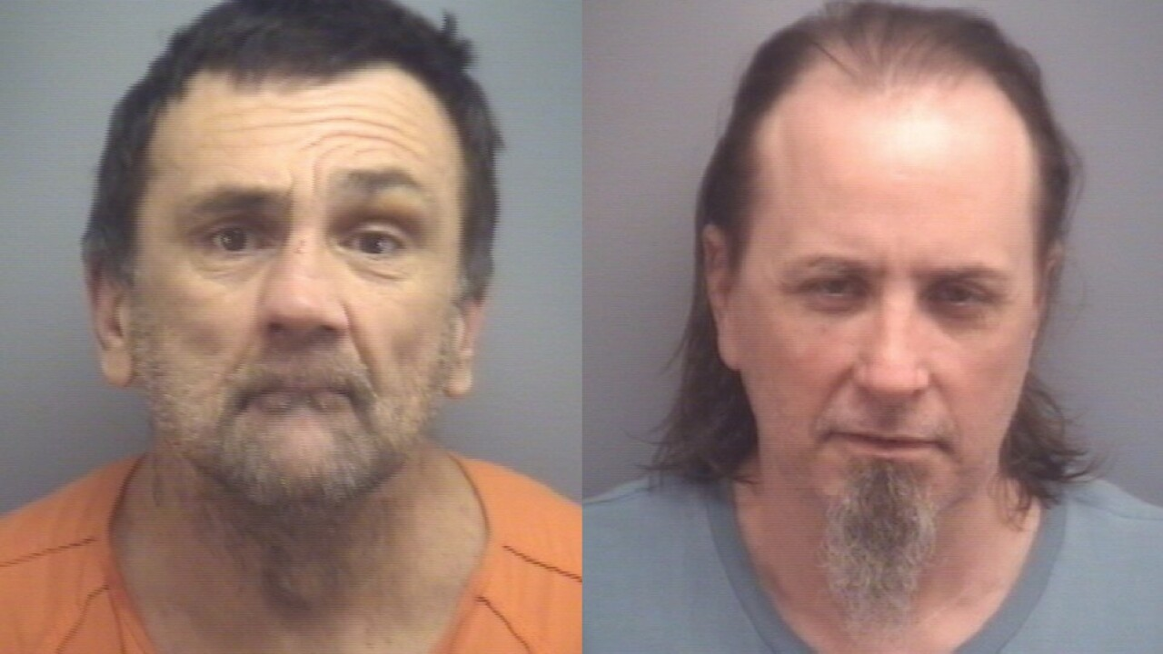 Two arrests made in connection to possible meth lab discovered in Virginia Beach