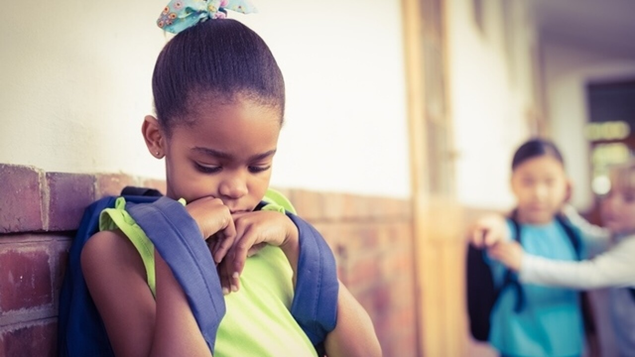 Michigan ranks no. 1 for biggest bullying issues
