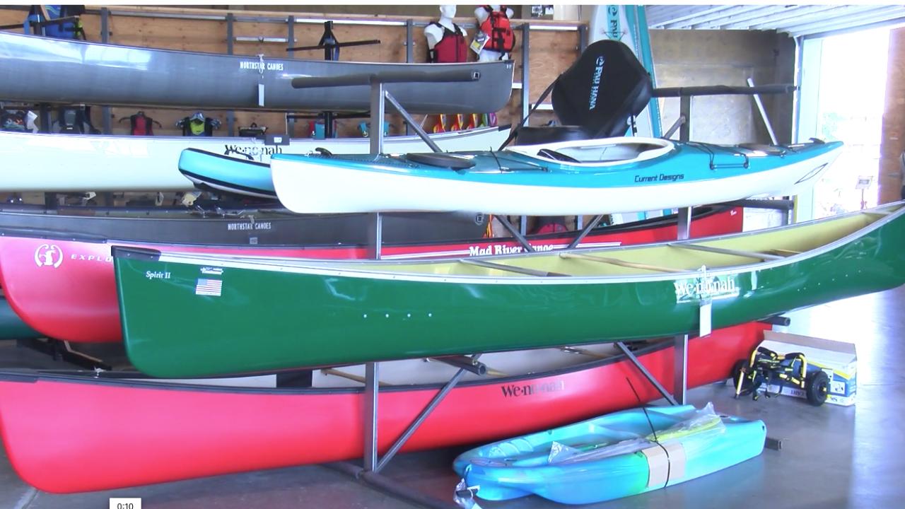 Missoula Trailhead Kayaks
