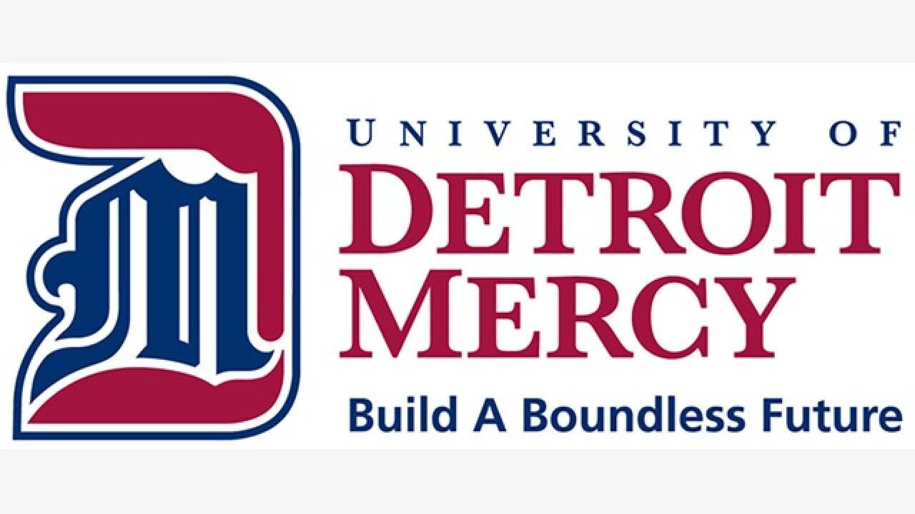 University of Detroit Mercy unveils new logo, brand position
