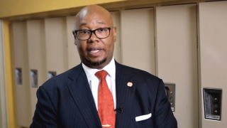 Dr. Donald Fennoy in video welcoming students back to school